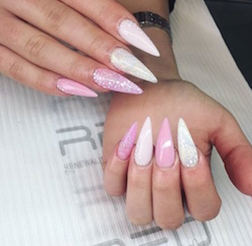 4 natural nail shapes you never thought to try! - Gallery of Hair